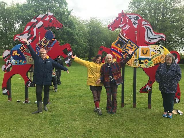armley horses 1