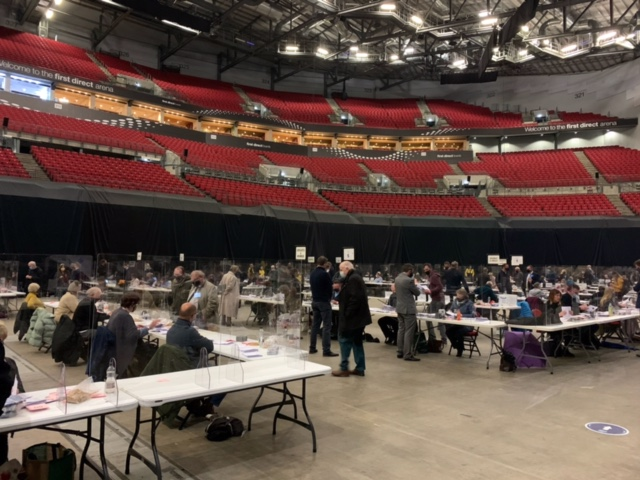 leeds election count 2021