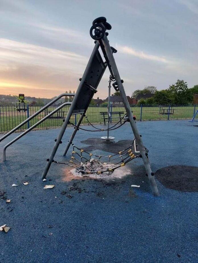swinnow moor play park