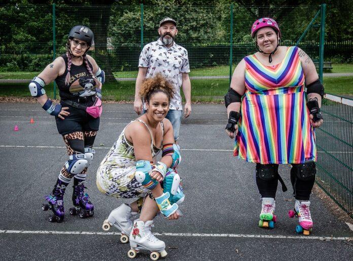 armley park skaters