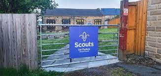 pudsey scout hut