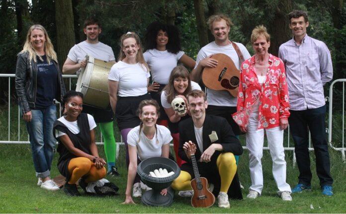 shakespeare in Bramley Park