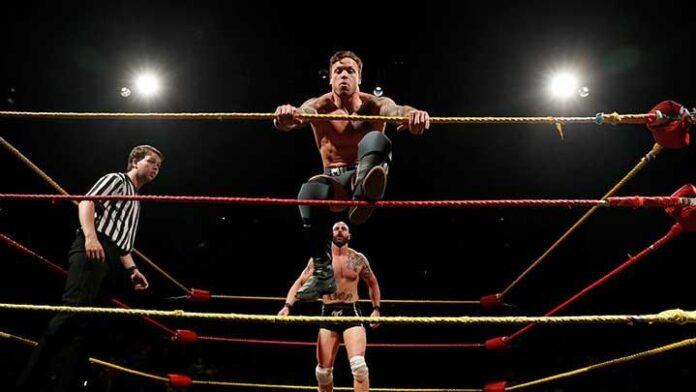 wrestling Pudsey