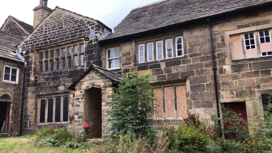 Calverley Old hall 1