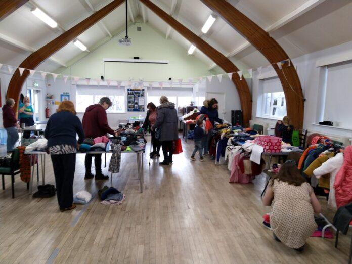 Bramley Community Clothing Exchange